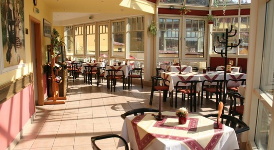 Hotel Flora Marianske Lazne