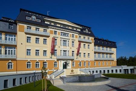 Hotel de la Frantiskovy Lazne