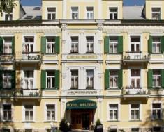 hotel melodie frantiskovy lazne