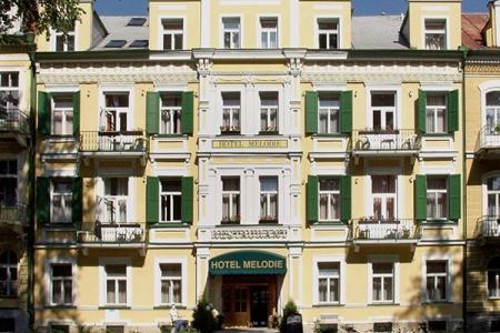 Franzensbad Hotel melodie