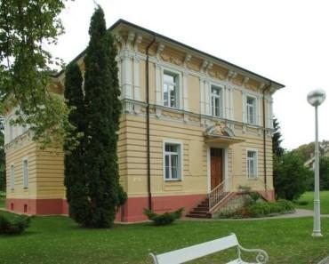 Lázeňský penzion Palacký (Konstantinovy Lázně)