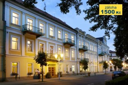 Frantiskovy Lazne-Hotel Prag