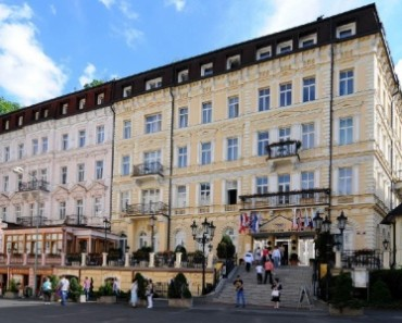 hotel sanatorium krivan karlovy vary