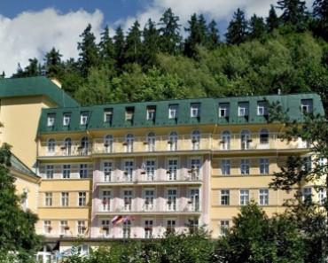 Hotel Vltava (Mariánské Lázně)