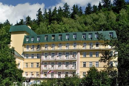 Гостиница Влтава Марианске Лазне