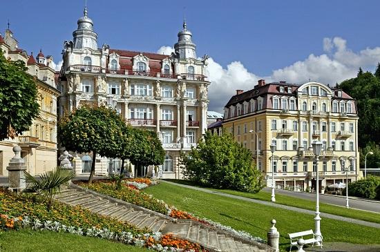 Hvezda Skalnik Hotel Marianske Lazne