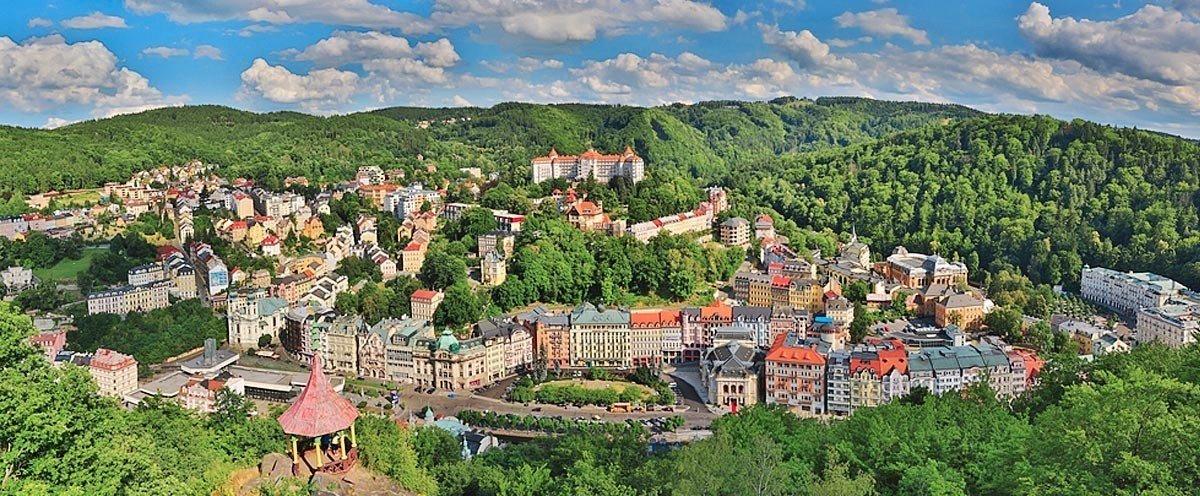 Hotels Karlsbad Springs diana