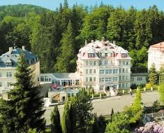 lazenska lecebna hotel manes karlovy vary