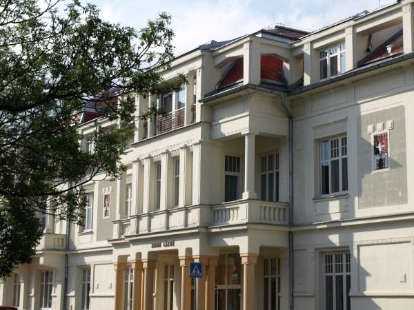 Lazenske Lazne Hotels in podebrady
