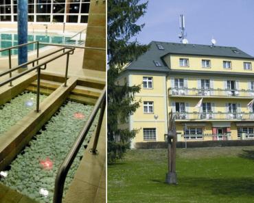 Lázeňský hotel Jirásek (Konstantinovy Lázně)