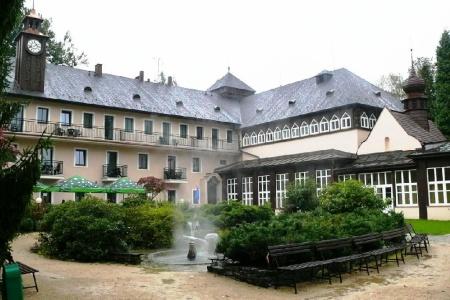 Hotel Lazne Velke Losiny