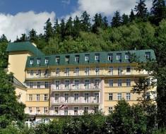 Lázeňský hotel VLTAVA-BEROUNKA (Mariánské Lázně)