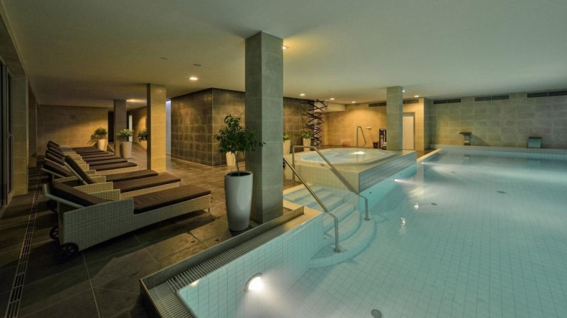 Wellness Hotel Pohoda Luhacovice
