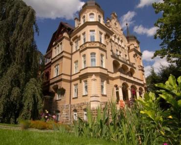 Apartmány Villa Liberty (Karlovy Vary)
