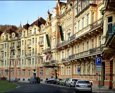 CARLSBAD PLAZA Medical Spa & Wellness hotel 5 Superior (Karlovy Vary)
