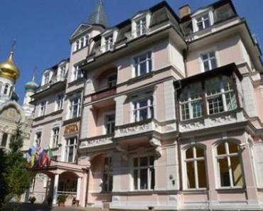 HOTEL ELIŠKA (Karlovy Vary)