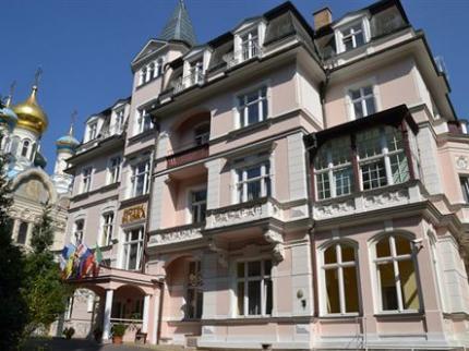 HOTEL ELISKA Karlovy Vary