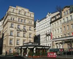 HOTEL RŮŽE (Karlovy Vary)