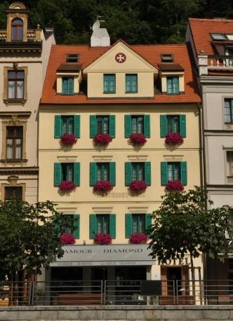 Hotel MALTEZSKY KRIZ Karlovy Vary