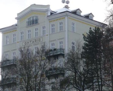 Hotel Ontario garni (Karlovy Vary)