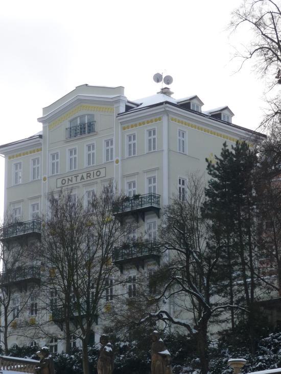 Hotel-Ontario-Garni-Karlovy Vary