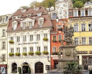 Hotel PROMENÁDA (Karlovy Vary)