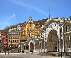 Hotel ROMANCE PUŠKIN (Karlovy Vary)