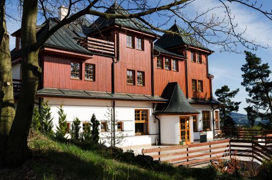 Отель-Виткова гора Карловы Вары