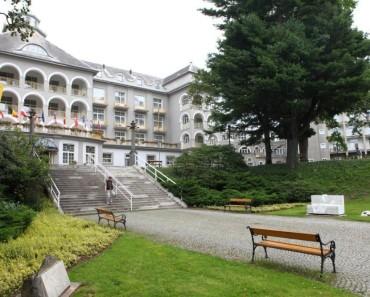 Lázeňský dům Priessnitz (Jeseník Priessnitzovo sanatorium)