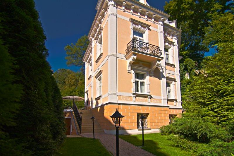 Villa Renan Karlsbad